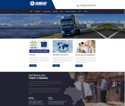 site-david-transportes